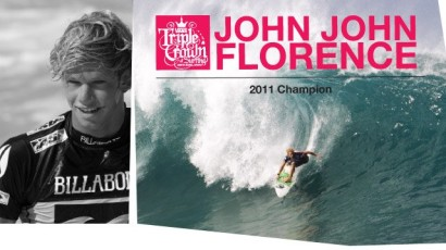 John John Florence Triple Crown
